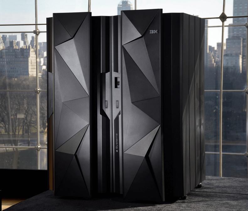 IBM z13, le mainframe orienté mobile