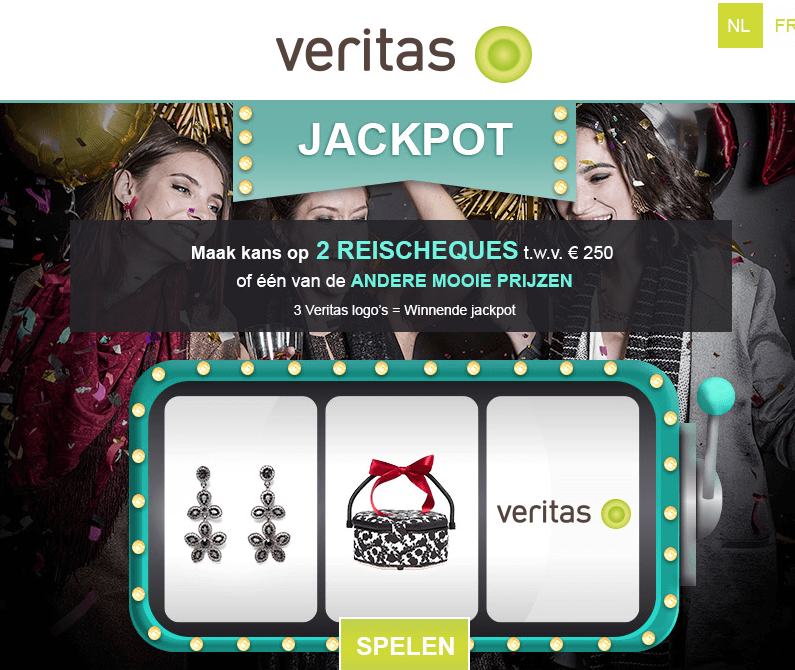 Be Connect décroche le jackpot pour Veritas