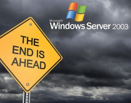 Fin du support de Windows Server 2003… Ca coûtera cher !