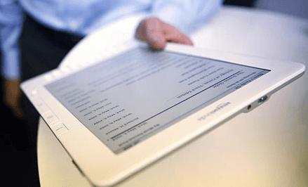 Les Belges toujours plus friands de lecture numérique !