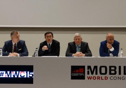 La 5G vedette du MWC 2015 à Barcelone