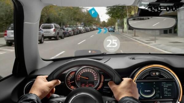 BMW lance les lunettes connectées MINI Augmented Vision