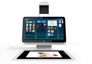 HP Sprout : le PC de demain sera ludique, visuel et collaboratif