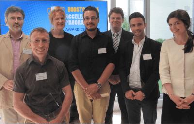 Make It Real et Ouatt !, vainqueurs des 7ème Boostcamp et 2ème MIC Acceleration Program