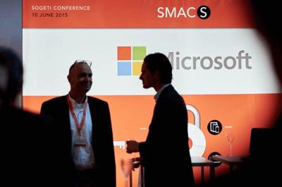 SMACS 2015 - Sécuriser Sharepoint... pour éviter le facteur «oups !»