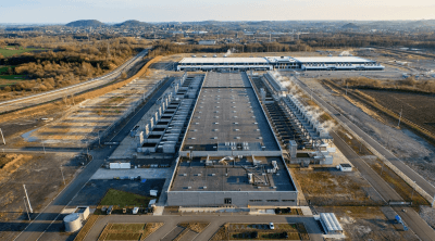 Google à Saint-Ghislain : contribution de 900 millions EUR à l'économie