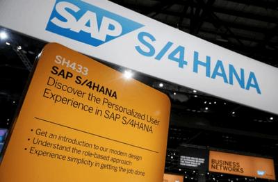 SAP : une vente sur trois en Belgique concerne S/4HANA !