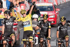 Tour de France : Dimension Data publie les données