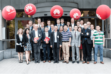 Huawei Seeds for the Future : 16 étudiants belges partent en Chine