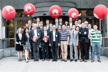 Huawei Seeds for the Future : 16 étudiants belges partent en Chine