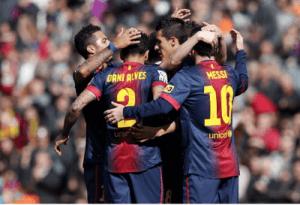 Le système de sondage interactif Bing Pulse testé pour le match Barcelone-Séville !