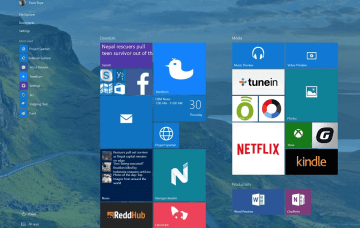 Les utilisateurs de Windows 8.1 les plus enclins à migrer vers Windows 10