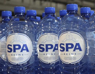 Les eaux de Spa sous haute disponibilité
