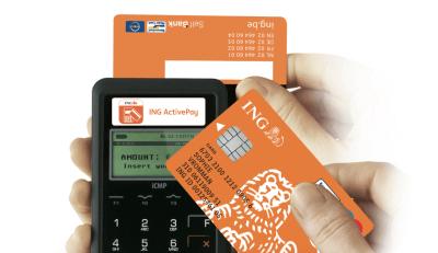 ING ActivePay... à la fois solution de paiement et système de caisse !