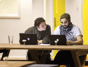 Première Semaine Belge du Coworking aura lieu du 12 au 16 octobre 2015