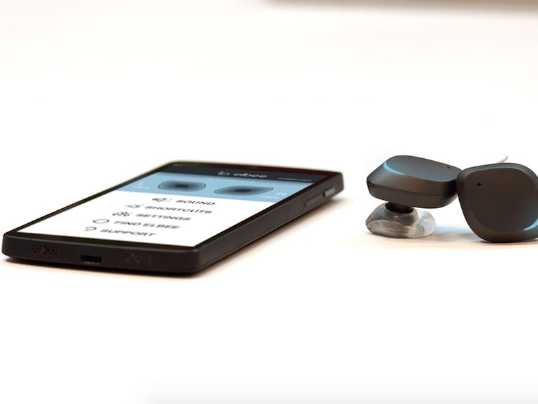 Contrôler son smartphone par la voix et la gestuelle : le pari de Elbee !