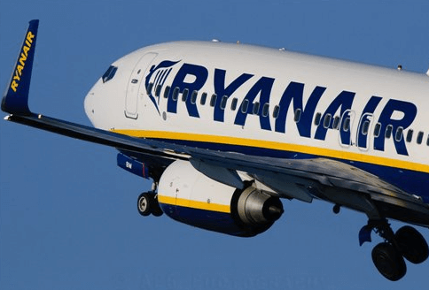 Ryanair : délai de réservation réduit de 5 à moins de 2 minutes !