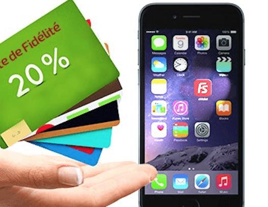 Fidelsys : les cartes de fidélité dans le smartphone !