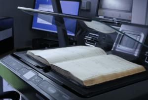 Numérisation des registres des conservations des hypothèques