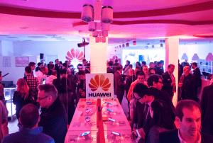 Huawei ouvre à Bruxelles son premier Experience Center en Europe