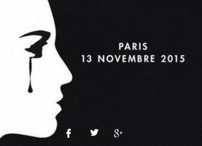 #JeSuisParis : les réseaux sociaux aux couleurs de la France