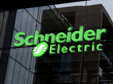 Schneider Electric adopte les solutions Workplace Anywhere de Fujitsu