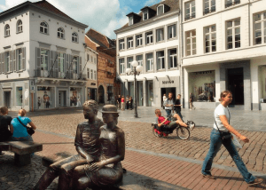 Hasselt en tête des Smart Cities
