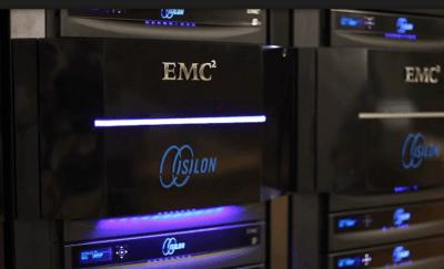 Stockage : EMC n°1, HP en embuscade