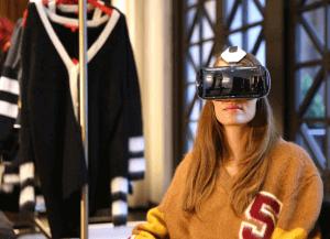 Tommy Hilfiger en réalité virtuelle