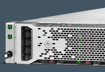 HPE HC380, un ProLiant hyperconvergé