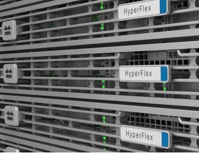 HyperFlex, l'hyperconvergence revue par Cisco