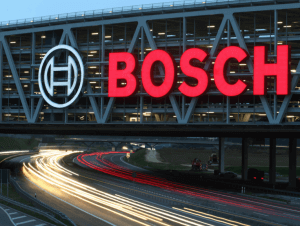Bosch présent sur toute la chaîne de l'IoT