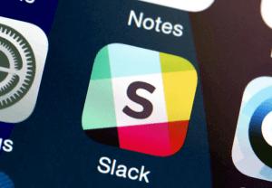 Slack, l'app qui monte, qui monte..