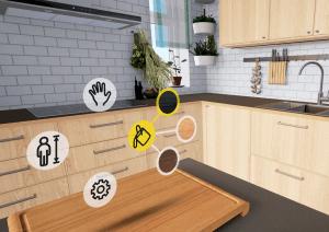 IKEA : première cuisine en VR