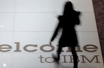 La chute d'IBM continue, trimestre après trimestre