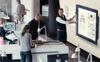 Insight et Communicativ autour de Surface Hub