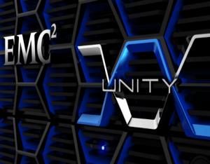 EMC Unity, nouvelle famille de baies unifiées