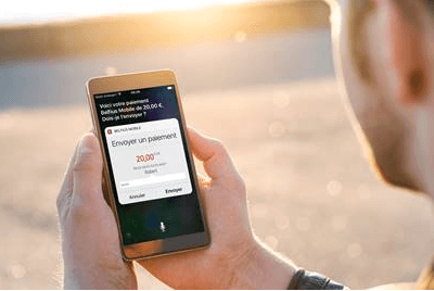 Belfius : demandez à Siri d'envoyer vos virements !