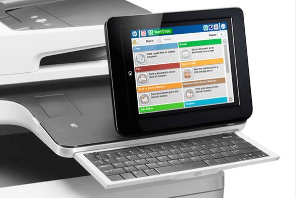 HP renforce la sécurité de ses services d'impressions managés