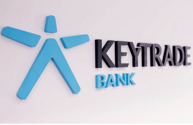 Keytrade Bank, tout d'une fintech, en plus grand