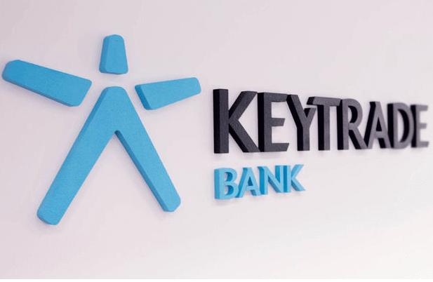 Keytrade Bank, tout d'une fintech, en plus grand