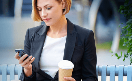 Le mobile pour naviguer sur le net : oui pour 79% des Européens