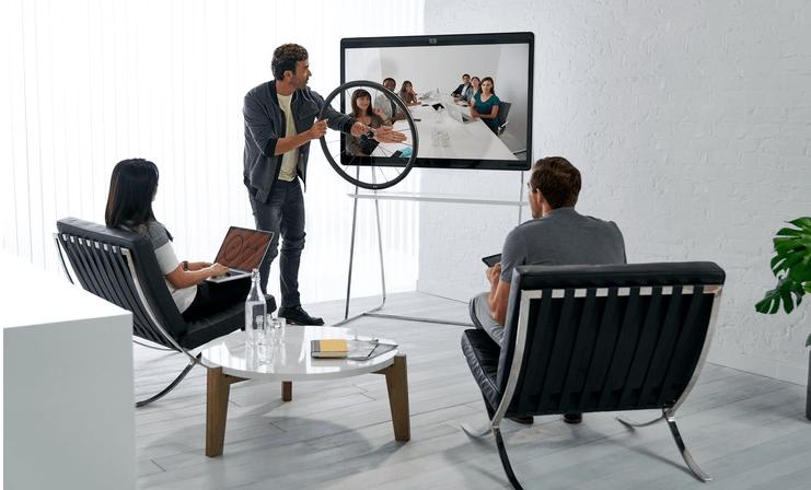 Cisco Spark Board, quand la salle de réunion devient mobile !
