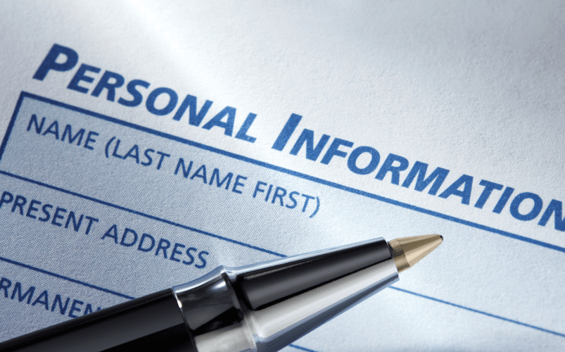 La protection de mes données personnelles ? Pas mon affaire !
