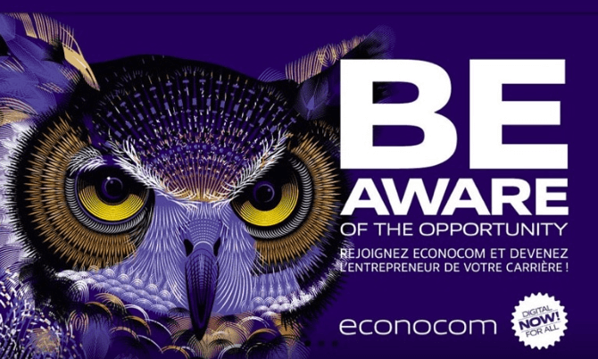 Econocom avance «excellence», son prochain plan stratégique