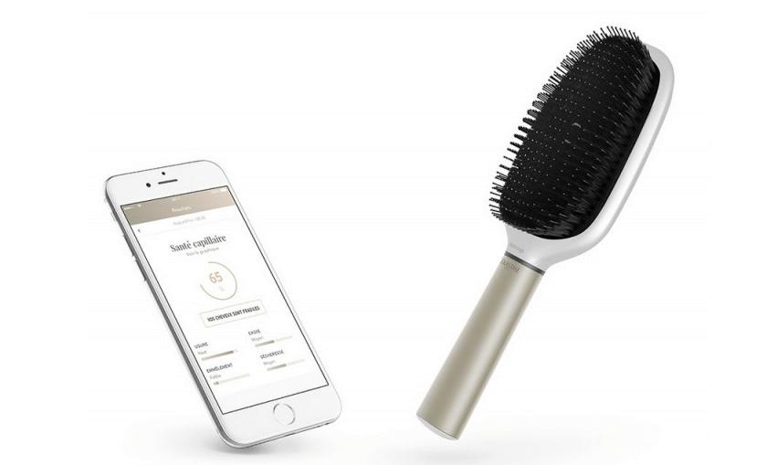 CES 2017 : L'Oréal lance la première brosse à cheveux connectée