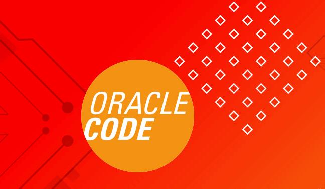 Oracle Code pour un développement moderne dans le cloud