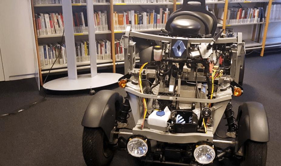 Renault crée la première voiture open source : POM