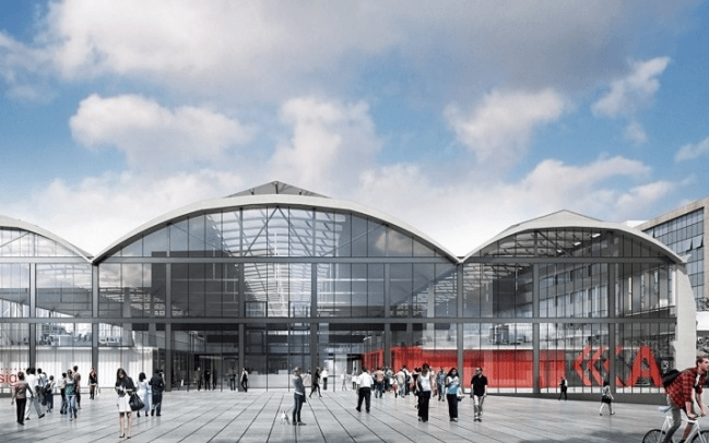 Station F, un millier de start-up attendues, dont des belges