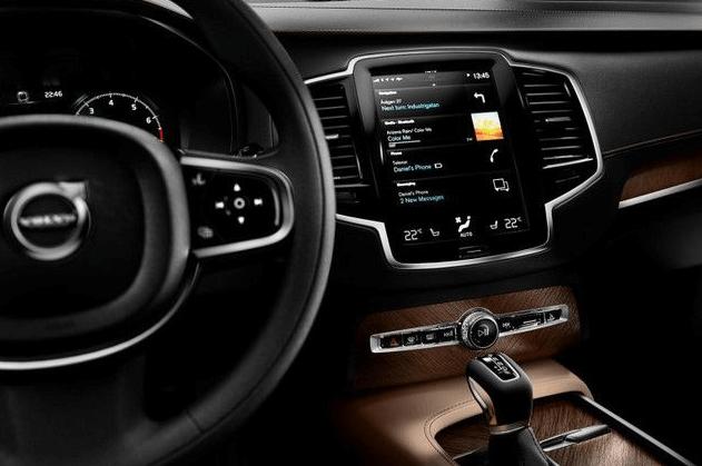 Volvo intègre Skype for Business dans la Serie 90 !
